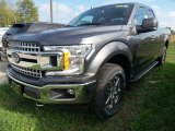 2018 Magnetic Ford F150 XLT SuperCab 4x4 #123210499