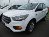 2018 Oxford White Ford Escape S #123210493