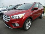 2018 Ruby Red Ford Escape SE 4WD #123210492