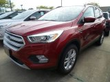 2018 Ruby Red Ford Escape SEL 4WD #123210491