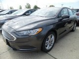 2018 Magnetic Ford Fusion SE #123210469