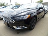 2018 Shadow Black Ford Fusion SE #123210465