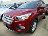 2018 Ruby Red Ford Escape SE 4WD #123210461