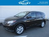 2014 Kona Coffee Metallic Honda CR-V EX-L AWD #123210200
