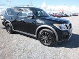 Nissan Armada Data, Info and Specs