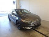 2018 Magnetic Ford Fusion SE #123210299