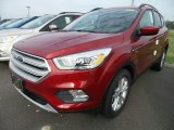 2018 Ruby Red Ford Escape SEL #123210509