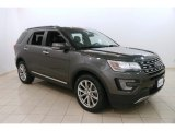 2017 Magnetic Ford Explorer Limited 4WD #123234429