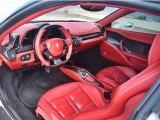 2010 Ferrari 458 Interiors