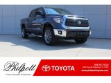 2018 Magnetic Gray Metallic Toyota Tundra SR5 CrewMax 4x4 #123255924