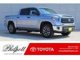 2018 Silver Sky Metallic Toyota Tundra SR5 CrewMax 4x4 #123255923