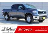 2018 Magnetic Gray Metallic Toyota Tundra SR5 CrewMax 4x4 #123255921
