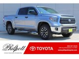 2018 Silver Sky Metallic Toyota Tundra SR5 CrewMax 4x4 #123255920