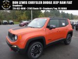 2017 Omaha Orange Jeep Renegade Trailhawk 4x4 #123255735