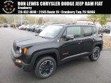 2017 Black Jeep Renegade Trailhawk 4x4 #123255734