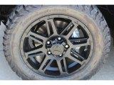 2018 Toyota Tundra TSS CrewMax 4x4 Wheel