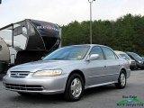2002 Satin Silver Metallic Honda Accord EX V6 Sedan #123255587