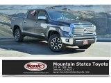 2016 Magnetic Gray Metallic Toyota Tundra Limited CrewMax 4x4 #123284144