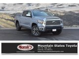 2018 Cement Toyota Tundra Limited CrewMax 4x4 #123284138