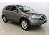 2011 Urban Titanium Metallic Honda CR-V EX-L 4WD #123284457
