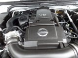 Nissan Frontier Engines