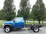 2017 Ram 4500 Tradesman Regular Cab 4x4 Chassis
