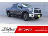 2018 Magnetic Gray Metallic Toyota Tundra SR5 CrewMax 4x4 #123312870