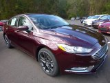 2018 Ford Fusion SE AWD Data, Info and Specs