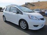 2011 Taffeta White Honda Fit Sport #123328988