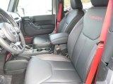 Jeep Wrangler Interiors