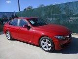 2013 Melbourne Red Metallic BMW 3 Series 328i xDrive Sedan #123343006