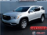 2018 Quicksilver Metallic GMC Acadia SLE #123342852