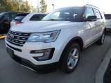 2017 White Platinum Ford Explorer XLT 4WD #123342897