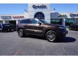 2017 Luxury Brown Pearl Jeep Grand Cherokee Limited 4x4 #123342784
