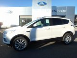 2018 White Platinum Ford Escape Titanium 4WD #123367528