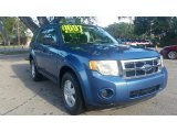 2009 Sport Blue Metallic Ford Escape XLS #123367388