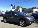2013 Graphite Luster Metallic Acura RDX Technology AWD #123367294