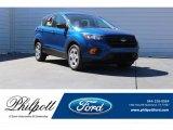 2018 Lightning Blue Ford Escape S #123389877