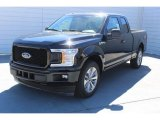 2018 Ford F150 STX SuperCab Data, Info and Specs