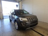 2017 Magnetic Ford Explorer Limited 4WD #123389740
