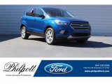 2017 Lightning Blue Ford Escape SE #123389866