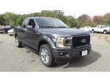 2018 Magnetic Ford F150 XLT SuperCab 4x4 #123389991