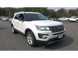 2017 White Platinum Ford Explorer XLT 4WD #123389988