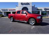2014 Deep Cherry Red Crystal Pearl Ram 1500 Express Crew Cab #123422336