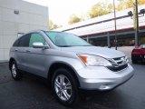 2011 Alabaster Silver Metallic Honda CR-V EX-L 4WD #123444131