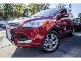 2015 Ruby Red Metallic Ford Escape Titanium 4WD #123455254