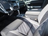 2018 Toyota Tundra XSP CrewMax 4x4 Graphite Interior