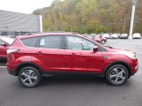 2018 Ruby Red Ford Escape SEL 4WD #123456869
