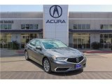 2018 Modern Steel Metallic Acura TLX Technology Sedan #123456786
