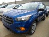 2018 Lightning Blue Ford Escape S #123469925